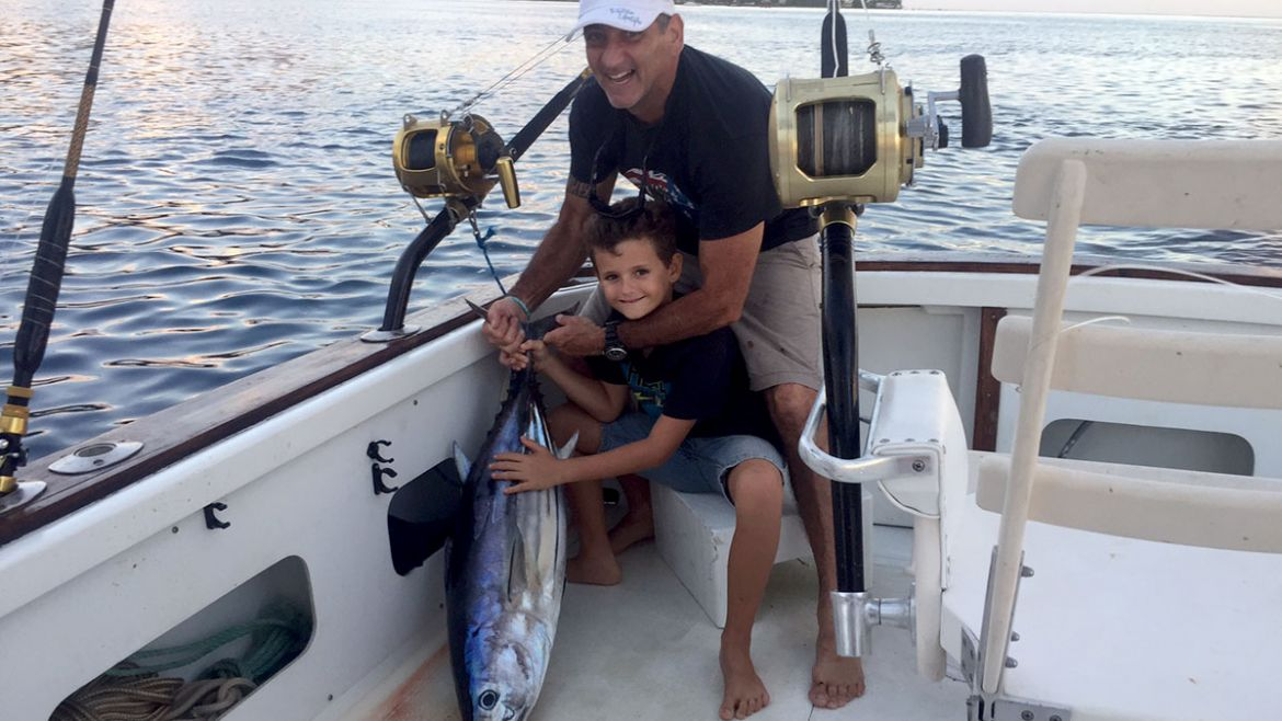 FISHING Full Day and Half Day